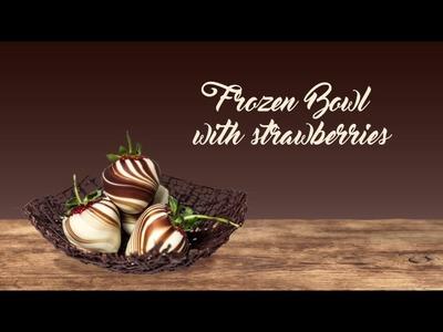 Callebaut: How to Make Chocolate Garnishes