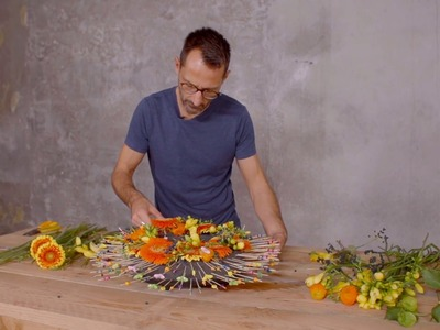 Flower Factor How to Make | Summer in Rio by Alex Segura | Powered by Smithers - Oasis
