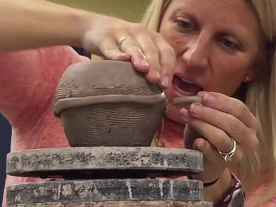 How to Make a Ceramic Press Mold Teapot