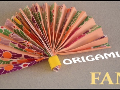 Origami I Fun I How to make a paper fun