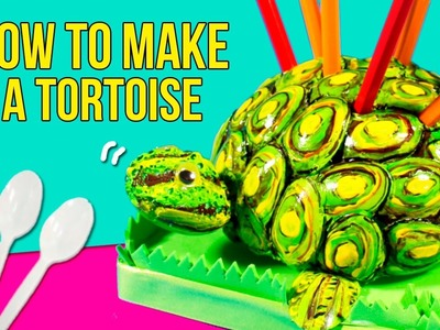 DIY How to make a TURTLE