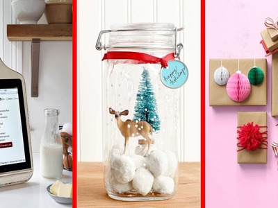 30 DIY Homemade Christmas Gift Ideas