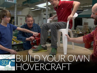 Build Your Own Hovercraft - DIY Sci
