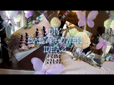 DIY Babyshower Ideas | I Am TeeJaay #HomeEdition
