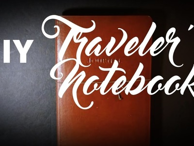 DIY Bullet Journal and Traveler's Notebook From a Standard Journal