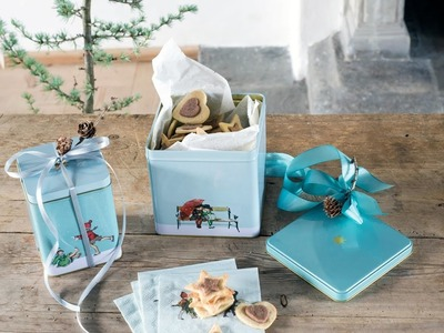 DIY: Christmas biscuits by Søstrene Grene