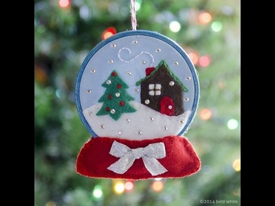 DIY Christmas Tree Ornaments - Winter Decoration Ideas For Kids