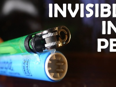 DIY Invisible Ink Pen! - Secret Message Spy Pen!!! ($2 Super Easy)