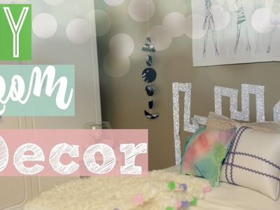 DIY ROOM DECOR! | DIY American Girl Doll Room Decor! 2016