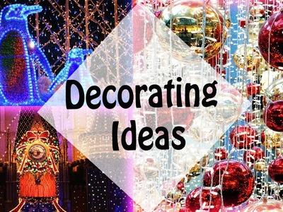 How to make christmas Decoration 40 ideas for christmas u can do