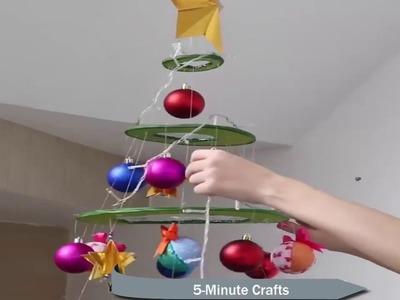 Lovely DIY Christmas tree