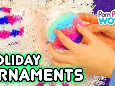 Pom Pom Wow Holiday Decor DIY | Official PomPom Wow