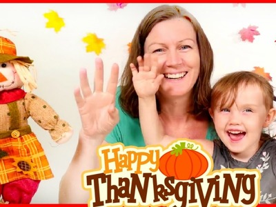Thanksgiving 2016 THANKSGIVING DIY Easy Holiday Art Crafts for Kids Thanksgiving Day Games