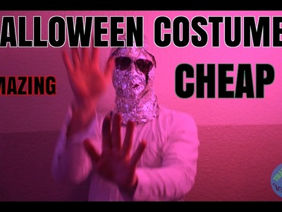Cheap Halloween Costumes For Men  2016 DIY Last minute