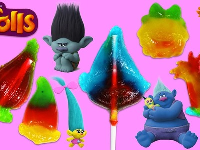 Cra-Z-Art Sweet N' Sour GUMMY CANDY Maker DIY Make Your Own Gummy Trolls!