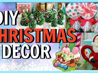DIY CHRISTMAS DECORATIONS!