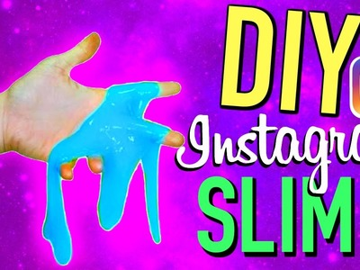 DIY FLUFFY SLIME without BORAX!!