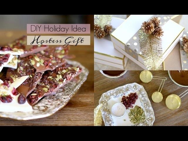 DIY Holiday Gift Idea & Hostess Gift - MissLizHeart