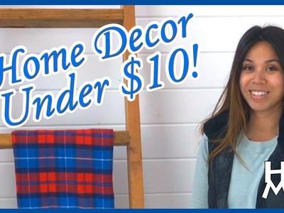DIY Ladder Shelf for under $10 | Ana White