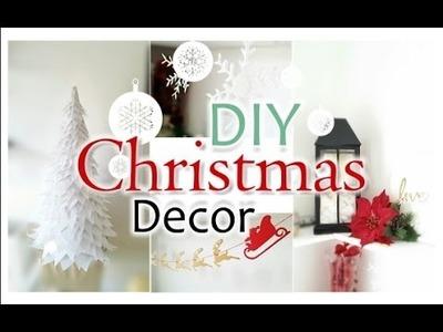 DIY Room Decor | Christmas Decorations
