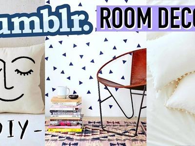 DIY Tumblr Room Decor!