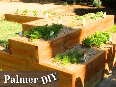 How to Build a Simple Garden Bed | Rob Palmer DIY