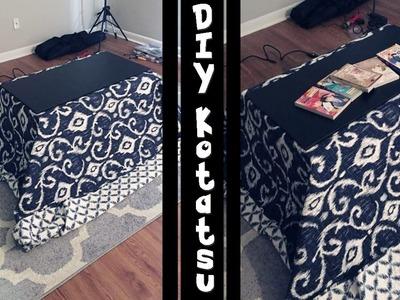 Let's Make A Kotatsu   How To   DIY