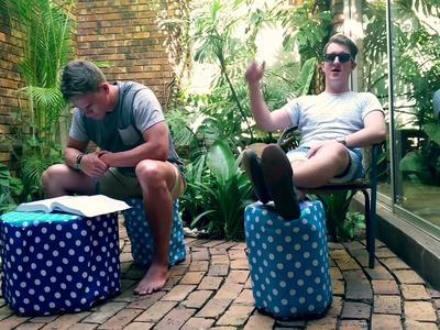 Project Plastic: DIY Plastic Bottle Chair