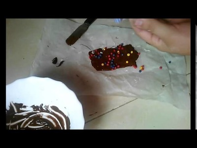 Chocolatitos para regalar. MANUALIDADES ALOCADAS
