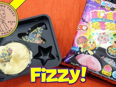 Halloween Majo Majo Neru Neru Fizzy Foaming DIY Candy Kit - Kracie