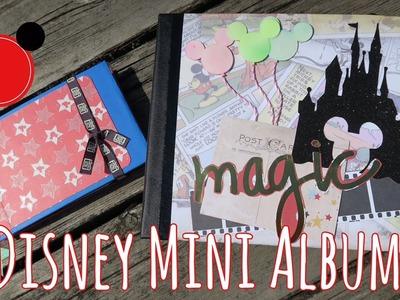 Disney Mini Album & DIY Disneyland autograph book | I'm A Cool Mom