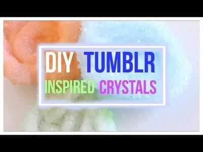 DIY Tumblr Inspired Crystals!