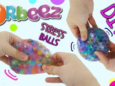 Fun DIY Do It Yourself ORBEEZ BALLOON Stress Balls TUYC