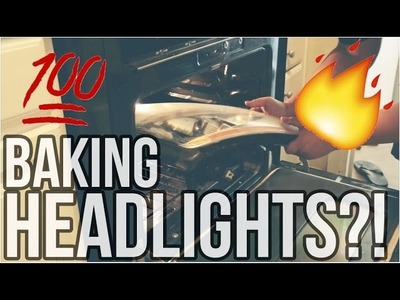 How to: DIY Custom Black Headlights Pt.1