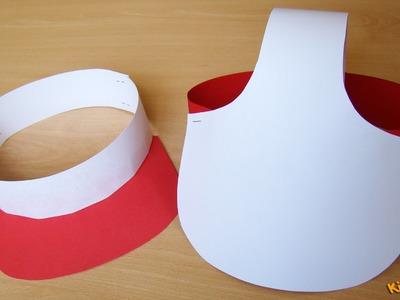 How to make a Paper Cap? DIY