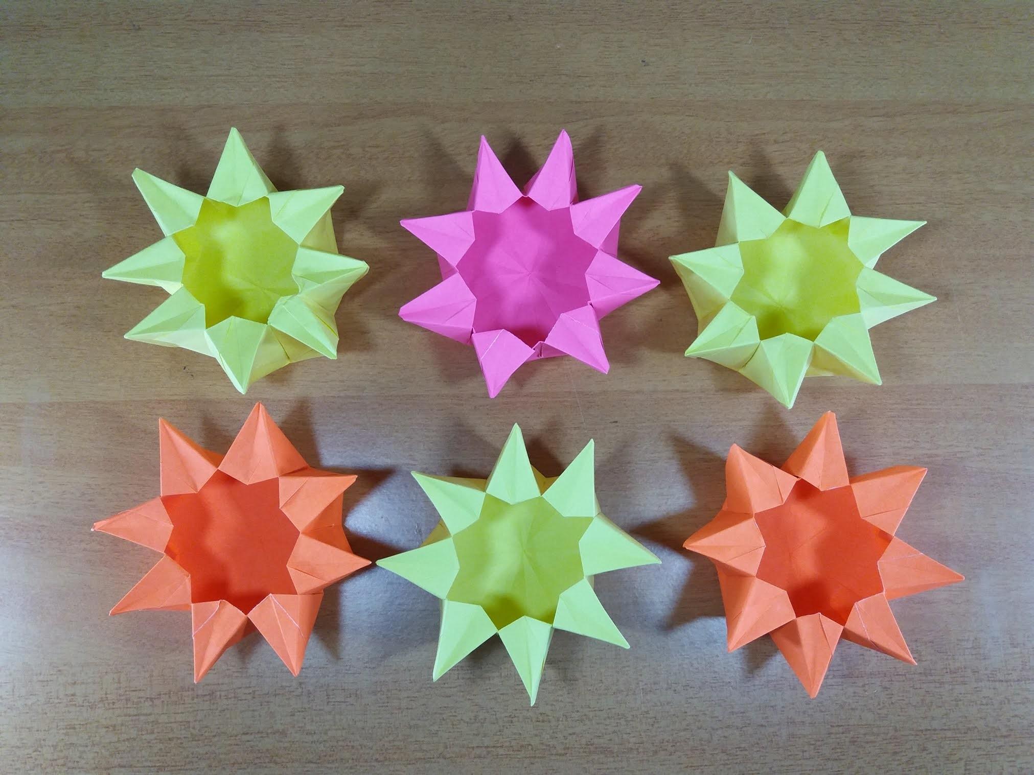 How to make Paper Vase : DIY Craft - HD