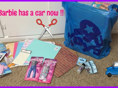 Toys R Us, Hobby Lobby, Michaels and Dollar Tree Doll Craft Haul