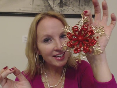 ASMR Super Southern Soft Spoken Roleplay ~ Lynette's Christmas Ornaments