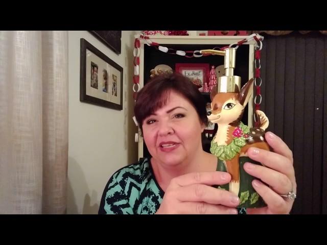 Christmas Decor Haul from Walmart & a PSA!