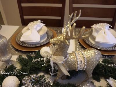 Christmas decor | Holiday home tour 2016