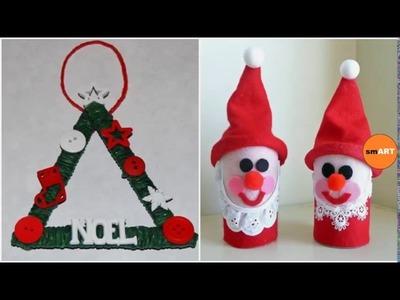 Easy Christmas Crafts For Kids To Make - Santa Crafts For Kids