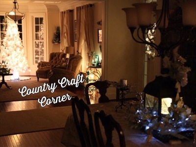 Home Tour: Christmas Decorations, Episode 2