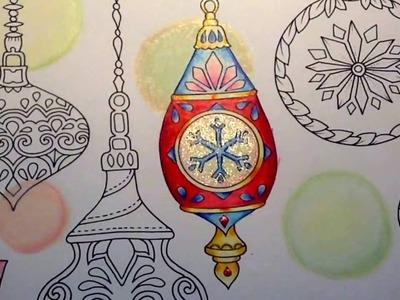 Johanna's Christmas - Ornaments part 10