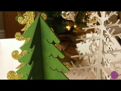 MDF Christmas Tree   YT