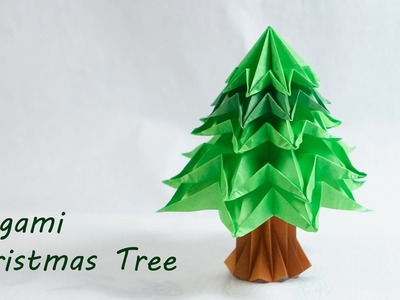 Origami Tree - Christmas Tree Demo (Henry Pham)