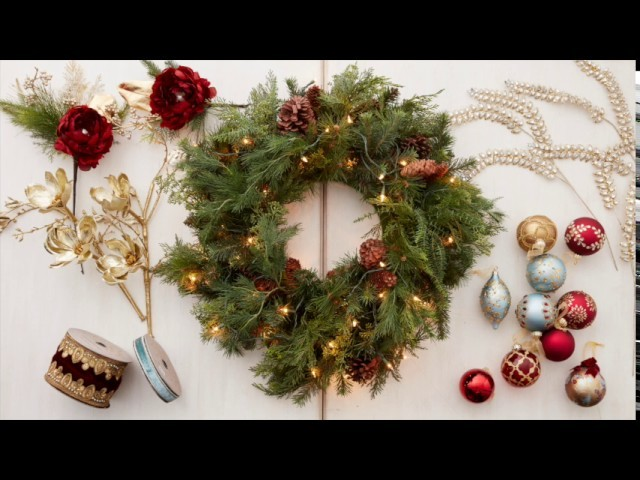 PARISIAN CHRISTMAS 60-PC. ORNAMENT COLLECTION