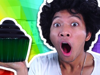 DIY GIANT GUMMY CUPCAKE!!!