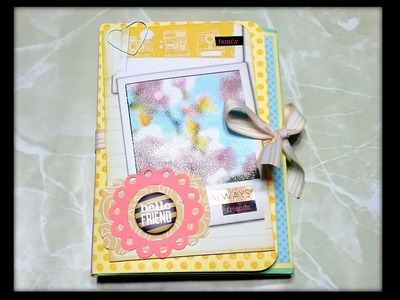 Happy mail and flipbook from Creations-Handmade
