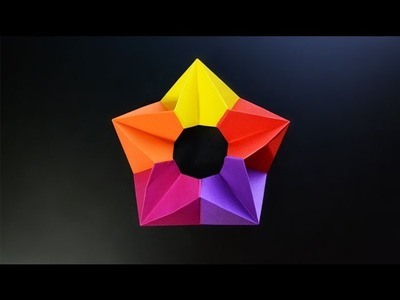 3d origami pieces my crafts and diy projects