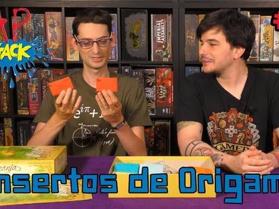 AP Attack #6 - Cajas de Origami